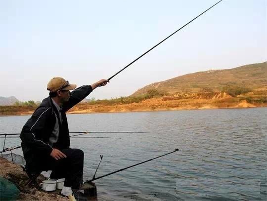 微信头像风景钓鱼