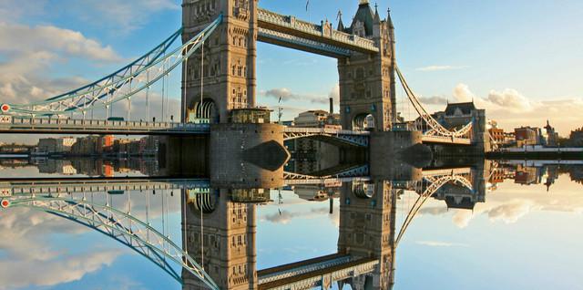 特色景点;伦敦塔桥 威斯敏斯特宫